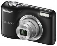 Цифровой фотоаппарат Nikon Coolpix L27 Black (VNA361E1)