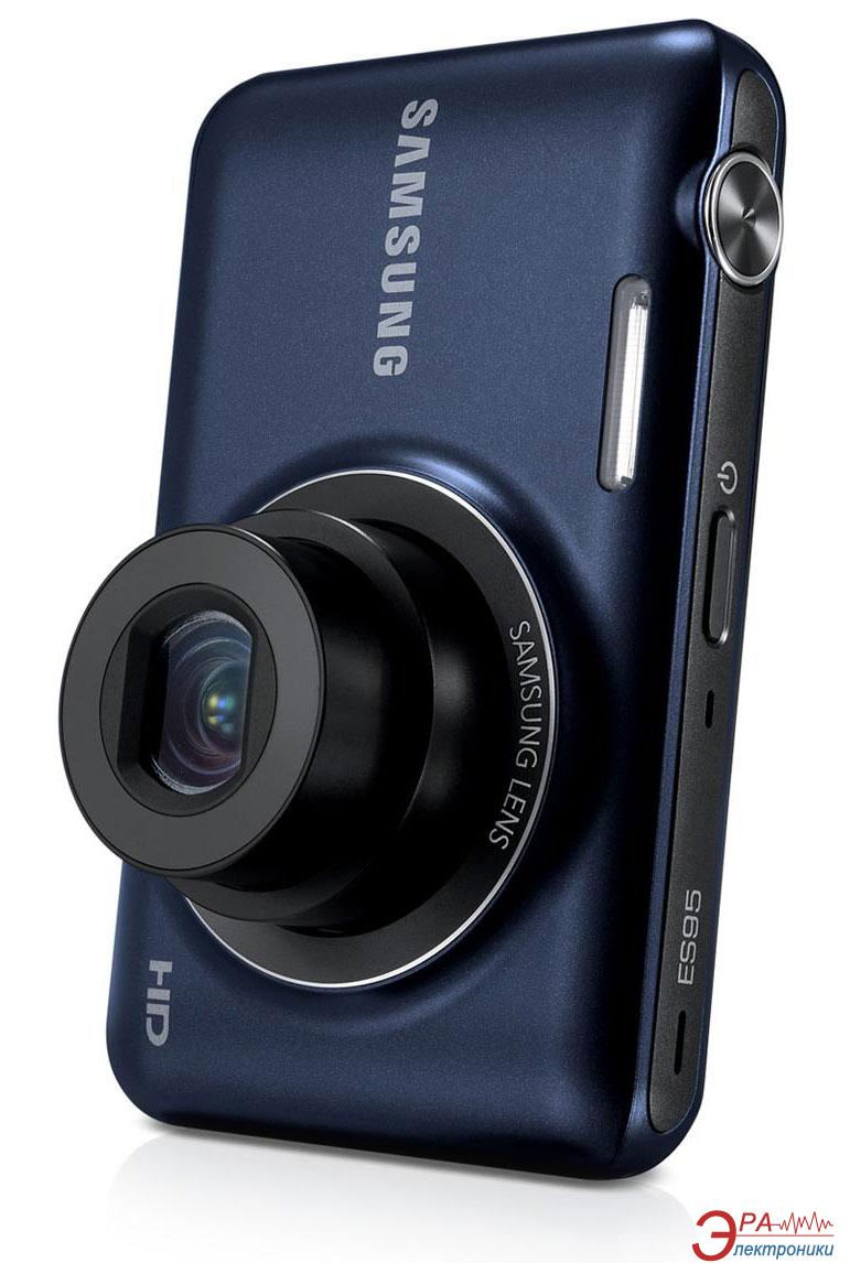 Цифровой фотоаппарат Samsung ES95 Black (EC-ES95ZZBPBRU)