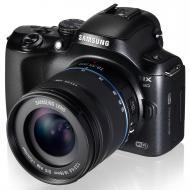 Цифровой фотоаппарат Samsung NX20 + объектив 18-55mm Black (EV-NX20ZZBSBUA) + ERGO Tab Legend 8 Gb