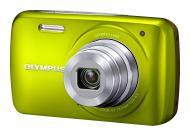 Цифровой фотоаппарат Olympus VH-210 + case + SDHC 8Gb KIT Green