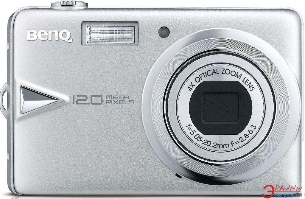 Цифровой фотоаппарат BenQ DC T1260 Silver