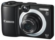 Цифровой фотоаппарат Canon Powershot A1400 Black (8115B012)