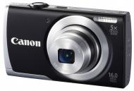 Цифровой фотоаппарат Canon Powershot A2600 Black (8157B013)