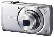 Цифровой фотоаппарат Canon Powershot A2600 Silver (8158B014)
