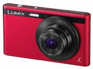 Цифровой фотоаппарат Panasonic LUMIX DMC-XS1 Red (DMC-XS1EE-R)