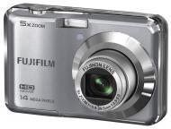 Цифровой фотоаппарат Fujifilm FinePix AX500 Silver