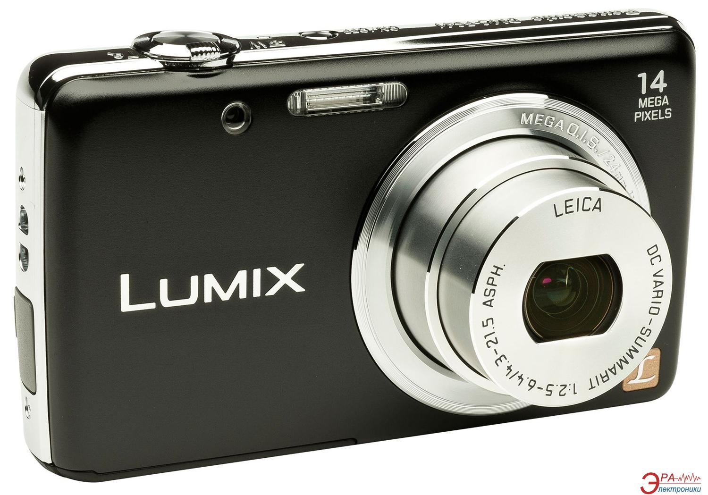 Цифровой фотоаппарат Panasonic DMC-FS41 Black