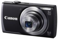 Цифровой фотоаппарат Canon Powershot A3500 IS Black (8156B014)