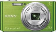 Цифровой фотоаппарат Sony Cyber-Shot DSC-W730 Green (DSCW730G.RU3)
