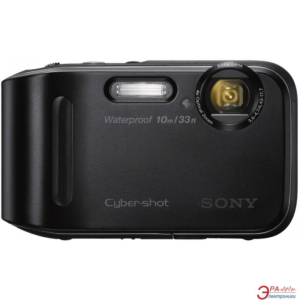 Цифровой фотоаппарат Sony Cyber-Shot DSC-TF1 Black (DSCTF1B.RU3)