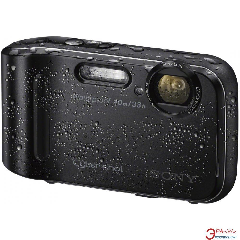 Цифровой фотоаппарат sony cyber shot dsc tf1 black