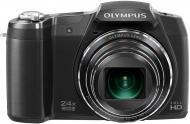 Цифровой фотоаппарат Olympus SZ-16 Black (V102100BE000)