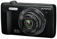 �������� ����������� Olympus D-760 Black + case + SDHC 16 Gb