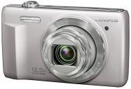 �������� ����������� Olympus D-760 Silver + case + SDHC 16 Gb