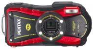 Цифровой фотоаппарат Pentax Optio WG-10 Black\Red (12651)