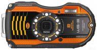 �������� ����������� Pentax Optio WG-3 Black\Orange (12694)