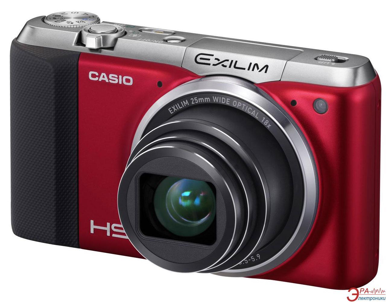 Цифровой фотоаппарат CASIO Exilim EX-ZR700 Red (EX-ZR700RDECE)