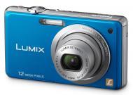 �������� ����������� Panasonic LUMIX DMC-FS10 Blue (DMC-FS10EE-A)