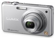 Цифровой фотоаппарат Panasonic LUMIX DMC-FS10 Silver (DMC-FS10EE-S)