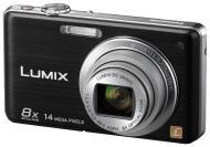 Цифровой фотоаппарат Panasonic LUMIX DMC-FS30 Black (DMC-FS30EE-K)