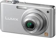 Цифровой фотоаппарат Panasonic LUMIX DMC-FS62 Silver (DMC-FS62EE-S)