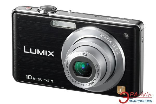 Цифровой фотоаппарат Panasonic LUMIX DMC-FS7 Black (DMC-FX66EE-K)