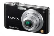 Цифровой фотоаппарат Panasonic LUMIX DMC-FS7 Black (DMC-FX66EE-K)