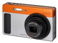 Цифровой фотоаппарат Pentax Optio H90 Orange Silver (16487)