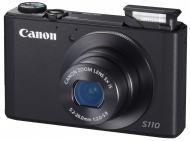Цифровой фотоаппарат Canon PowerShot S110 Black (6351B011)