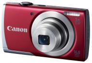 Цифровой фотоаппарат Canon PowerShot A2500 Red (8255B014)