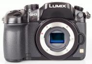 Цифровой фотоаппарат Panasonic Lumix DMC-GH3 Body Black (DMC-GH3EE-K)