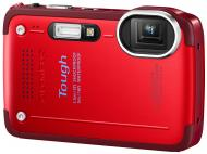 Цифровой фотоаппарат Olympus TG-630 Red (V104110RE000)