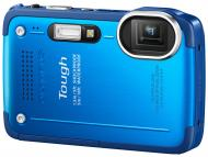 Цифровой фотоаппарат Olympus TG-630 Blue (V104110UE000)