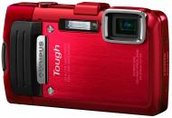 Цифровой фотоаппарат Olympus TG-830 Red (V104130RE000)