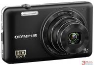 �������� ����������� Olympus VG-160 Black + case + SDHC 8 Gb KIT