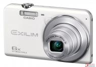 Цифровой фотоаппарат CASIO Exilim EX-ZS20 White (EX-ZS20WEECC) + чехол