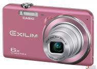 Цифровой фотоаппарат CASIO Exilim EX-ZS20 Pink (EX-ZS20PKECD) + чехол