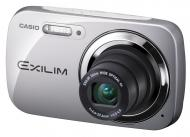 Цифровой фотоаппарат CASIO Exilim EX-N5 Silver (EX-N5SRECA)