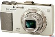 �������� ����������� Olympus SH-25MR White + ����� + ����� SDHC 16 Gb