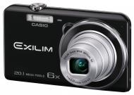 Цифровой фотоаппарат CASIO Exilim EX-ZS30 Black (EX-ZS30BKECB)