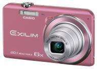 Цифровой фотоаппарат CASIO Exilim EX-ZS30 Pink (EX-ZS30PKECD)