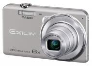 Цифровой фотоаппарат CASIO Exilim EX-ZS30 Silver (EX-ZS30SRECA)