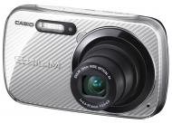 Цифровой фотоаппарат CASIO Exilim EX-N50 Silver (EX-N50SRECA)
