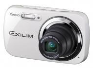 Цифровой фотоаппарат CASIO Exilim EX-N5 White (EX-N5WEECC)