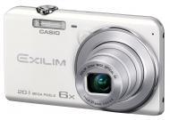 Цифровой фотоаппарат CASIO Exilim EX-ZS30 White (EX-ZS30SRECA)
