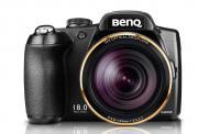 Цифровой фотоаппарат BenQ GH800 Black (9H.A2R01.8AE)