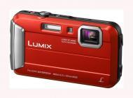 Цифровой фотоаппарат Panasonic LUMIX DMC-FT25 Red (DMC-FT25EE-R)