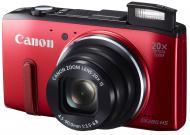 Цифровой фотоаппарат Canon Powershot SX280 HS Red (8225B009)