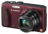 Цифровой фотоаппарат Panasonic LUMIX DMC-TZ40 Red (DMC-TZ40EA-R)