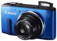 Цифровой фотоаппарат Canon Powershot SX270 HS Blue (8229B010)